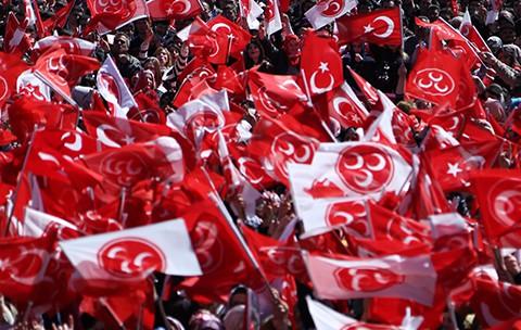 7 Haziran Genel Seçimine Doğru Milliyetçi Hareket Partisi