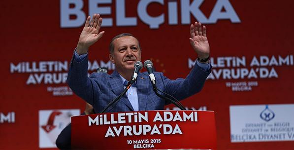 Erdoğan Neden Avrupa'da?