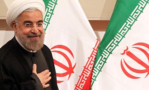 İran'da Diplomat Şeyh Dönemi