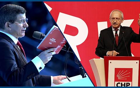İşte AK Parti ve CHP Seçim Beyannameleri Arasındaki Farklar