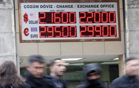 Post-Modern Ekonomik Darbe Girişimleri: Gezi ve 17 Aralık Süreci
