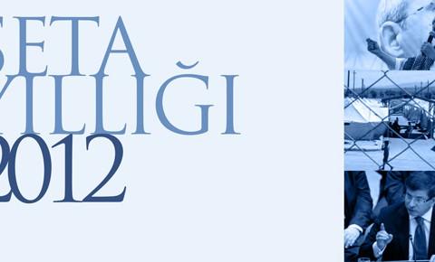 SETA 2012 Yıllığı