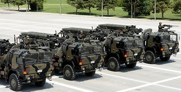 Türkiye'nin Füze Projesi Stratejik Bir Karar