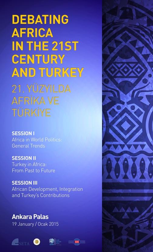21. Yüzyılda Afrika ve Türkiye