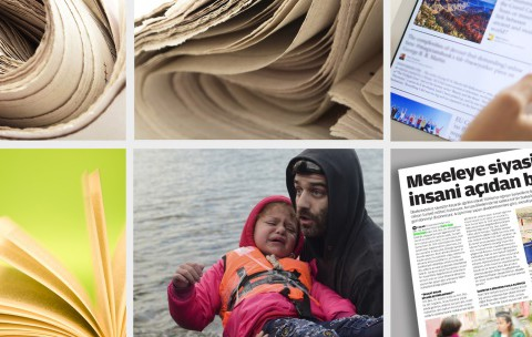 Türk Basınında Suriyeli Sığınmacılar