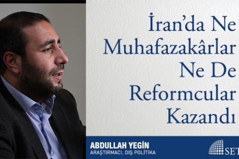 İran'da Ne Muhafazakârlar Ne De Reformcular Kazandı
