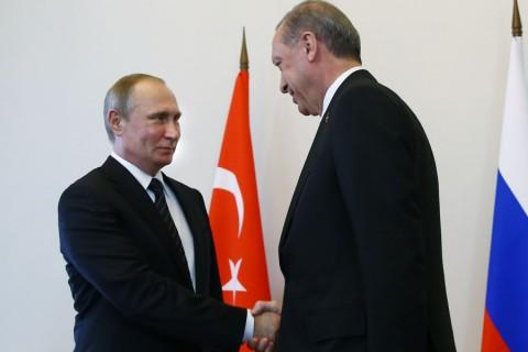 Türkiye'nin Yeni Rusya Politikası