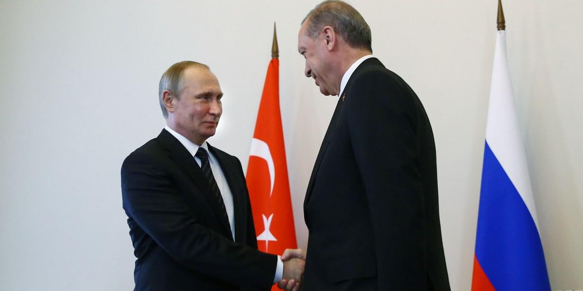 Türkiye-Rusya: Model Ortaklık Mı?
