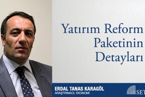 Yatırım Reform Paketinin Detayları