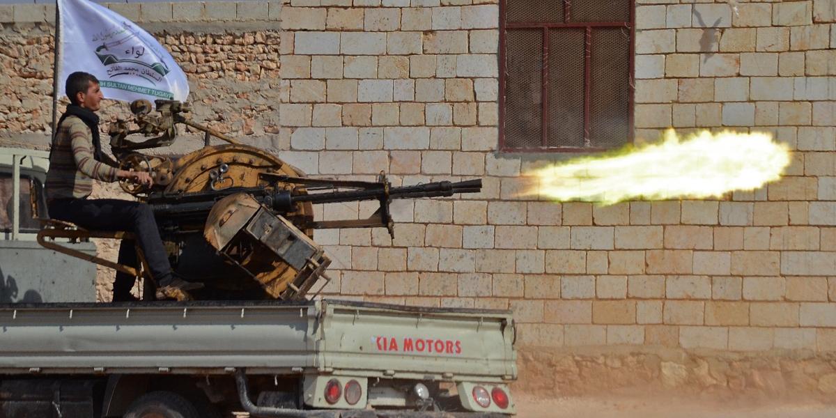 AFP PHOTO / Nazeer al-Khatib