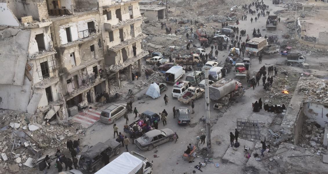 Halep Sonrası Suriye