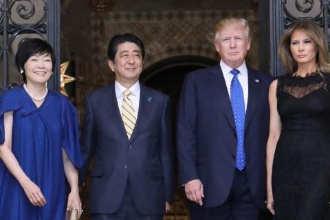 AFP PHOTO / JIJI PRESS / STR / Japan OUT