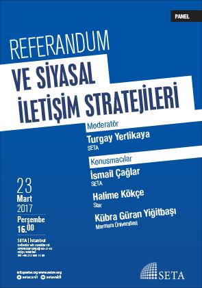Referandum ve Siyasal İletişim Stratejileri