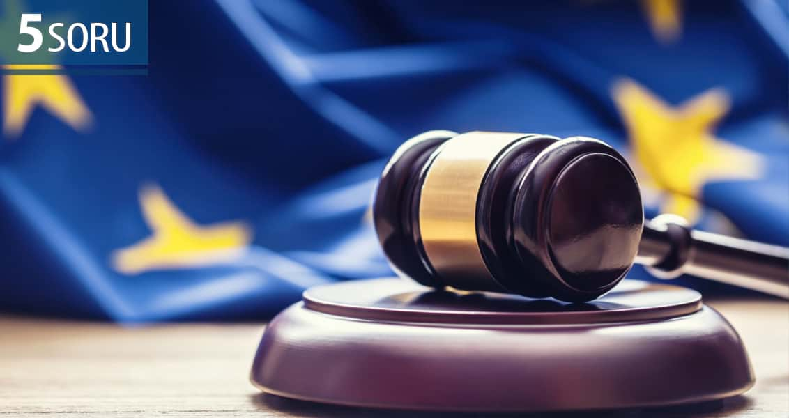 5 Soru: Avrupa Adalet Divanı'nın Başörtüsü Kararı