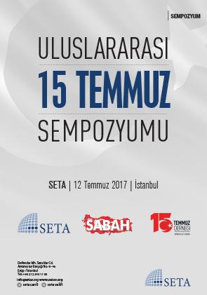 Uluslararası 15 Temmuz Sempozyumu