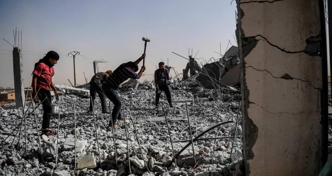 Suriye de Asıl Karmaşa Rakka dan Sonra