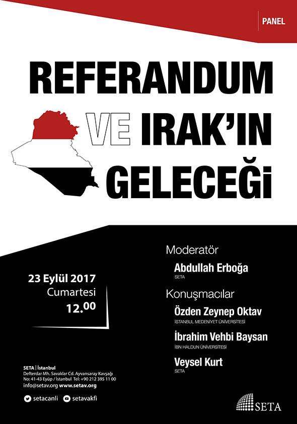 Referandum ve Irak'ın Geleceği