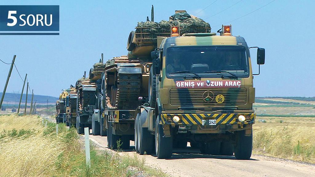 5 Soru: İdlib Operasyonu