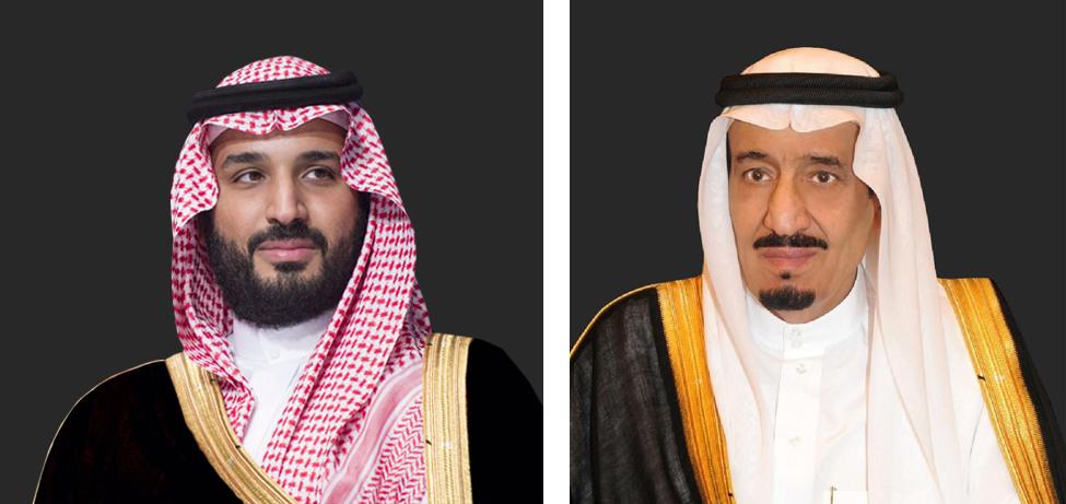 Suudi Arabistan Veliaht Prensi Muhammed bin Selman ve Kral Selman bin Abdulaziz