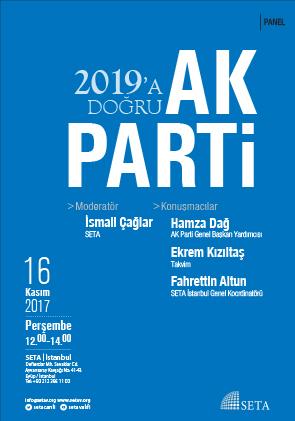 2019'a Doğru AK Parti