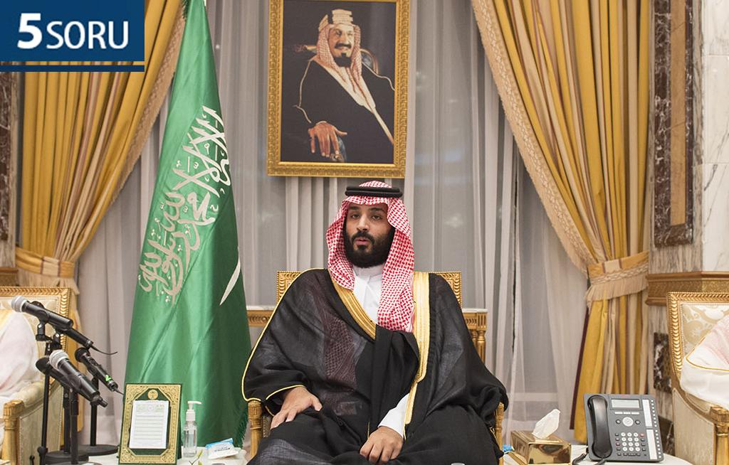 5 Soru: Suudi Arabistan'da İktidar Oyunları