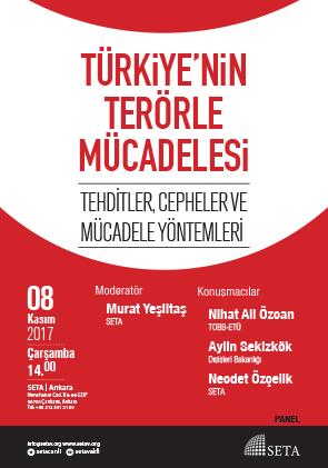 Türkiye'nin Terörle Mücadelesi: Tehditler, Cepheler ve Mücadele Yöntemleri