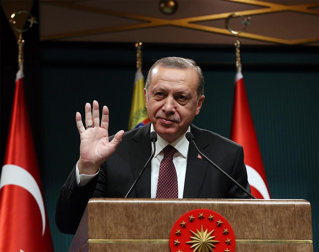 Erdoğan'ın Siyasi Çizgisi