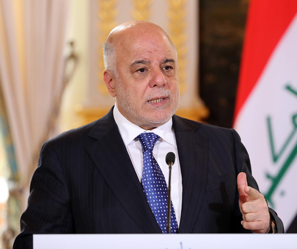 Irak başbakanı Haydar el-Abadi