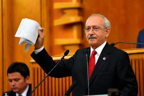 Kemal Kılıçdaroğlu ve sahte belgeler