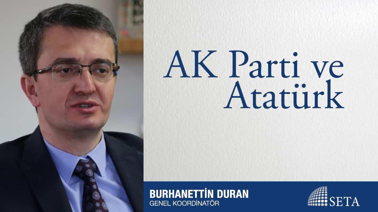AK Parti ve Atatürk