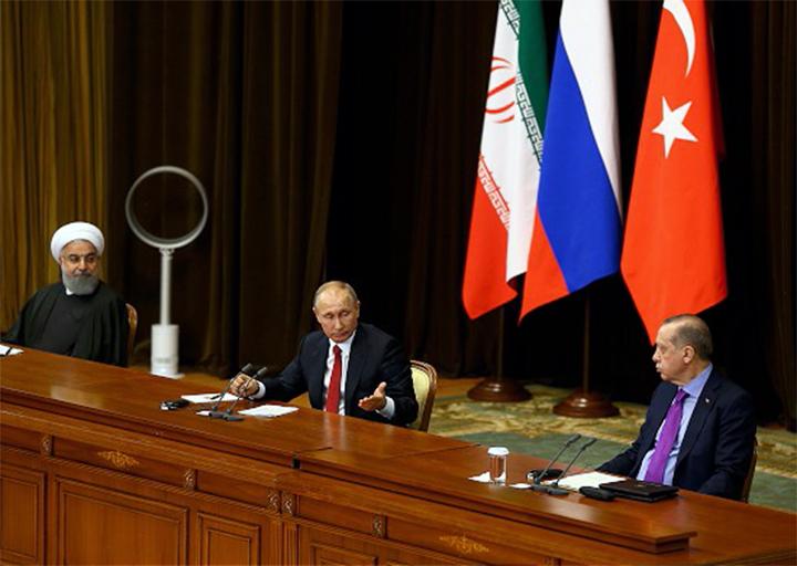 Recep Tayyip Erdoğan, Ruhani, Putin