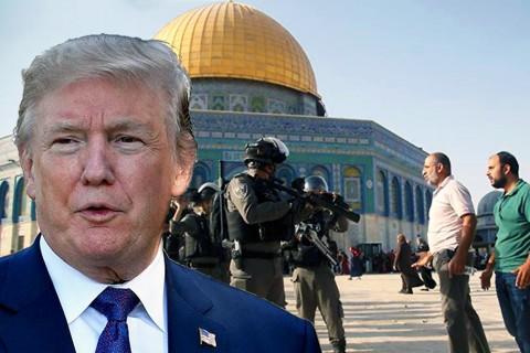 Donald Trump - Kudüs