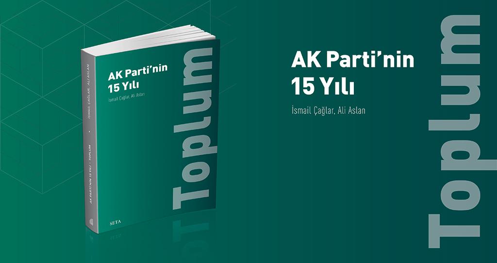 Kitap | AK Parti'nin 15 Yılı: Toplum