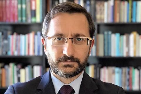 SETA İstanbul Genel Koordinatörü Prof. Dr. Fahrettin Altun