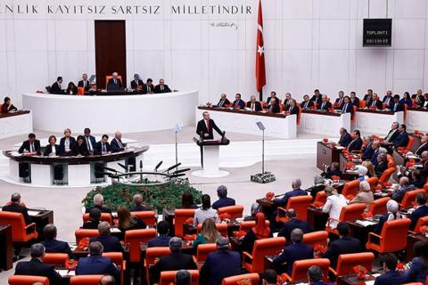 Recep Tayyip Erdoğan - TBMM Genel Kurulu
