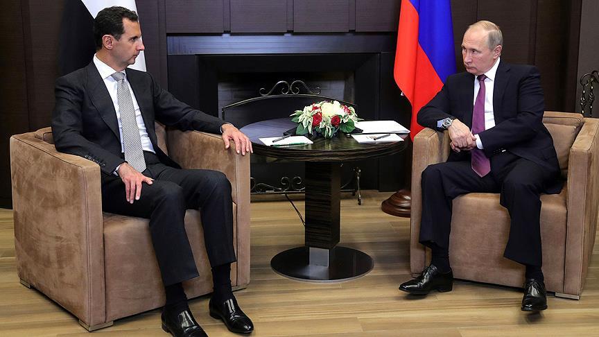 Rusya, Suriye'den Çekilebilir Mi?