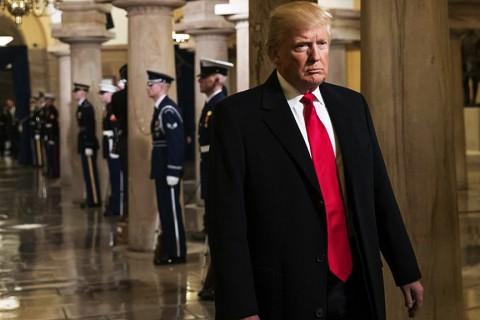Donald Trump - Beyaz Saray