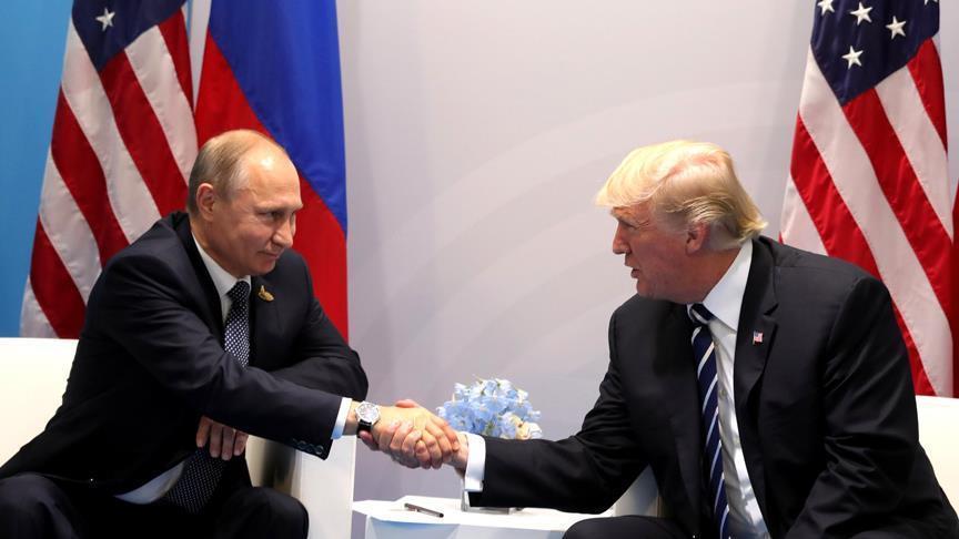 Trump'tan Putin'e Yeni Hediye