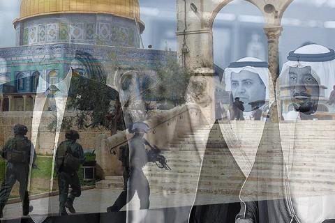 Trump - Kudüs - Suud - Ortadoğu