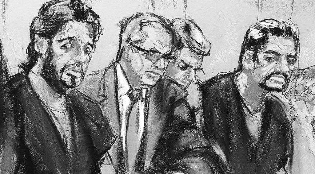 Rıza Zarrab - Mahkeme