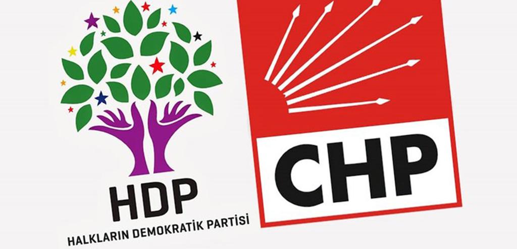 2019'a Giderken CHP-HDP Bloğu