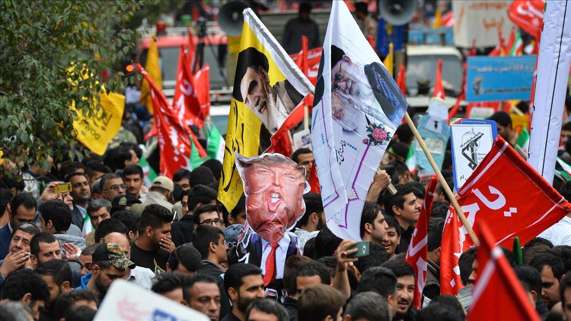 İran Gösterileri