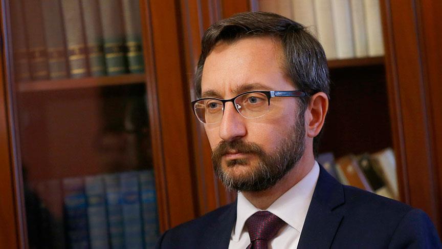 Prof. Dr. Fahrettin Altun: CHP, Erdoğan Karşıtlığını Adeta Bir Kimlik Haline Getirdi