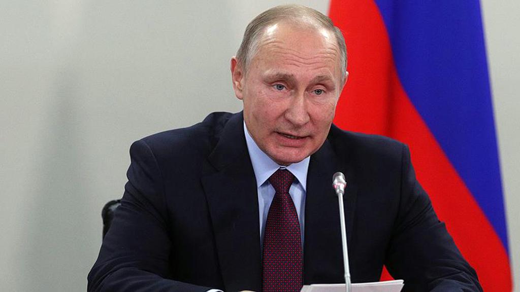 Vladimir Putin - İdlib Saldırısından sonra
