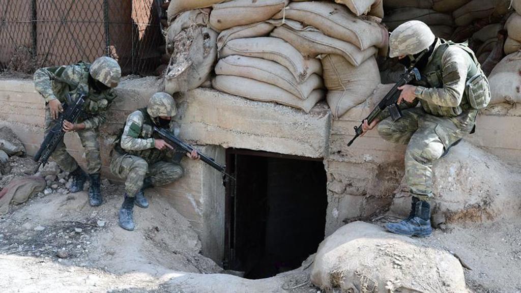 Zeytin Dalı Harekatı'nda Emin Adımlarla Afrin'e