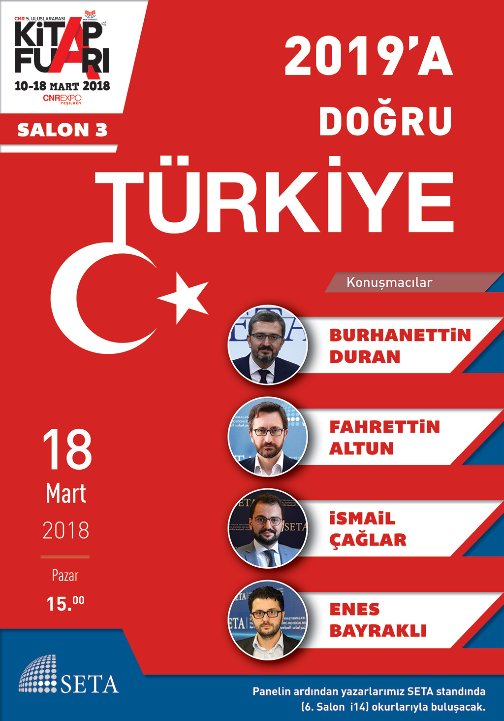 Panel: 2019'a Doğru Türkiye