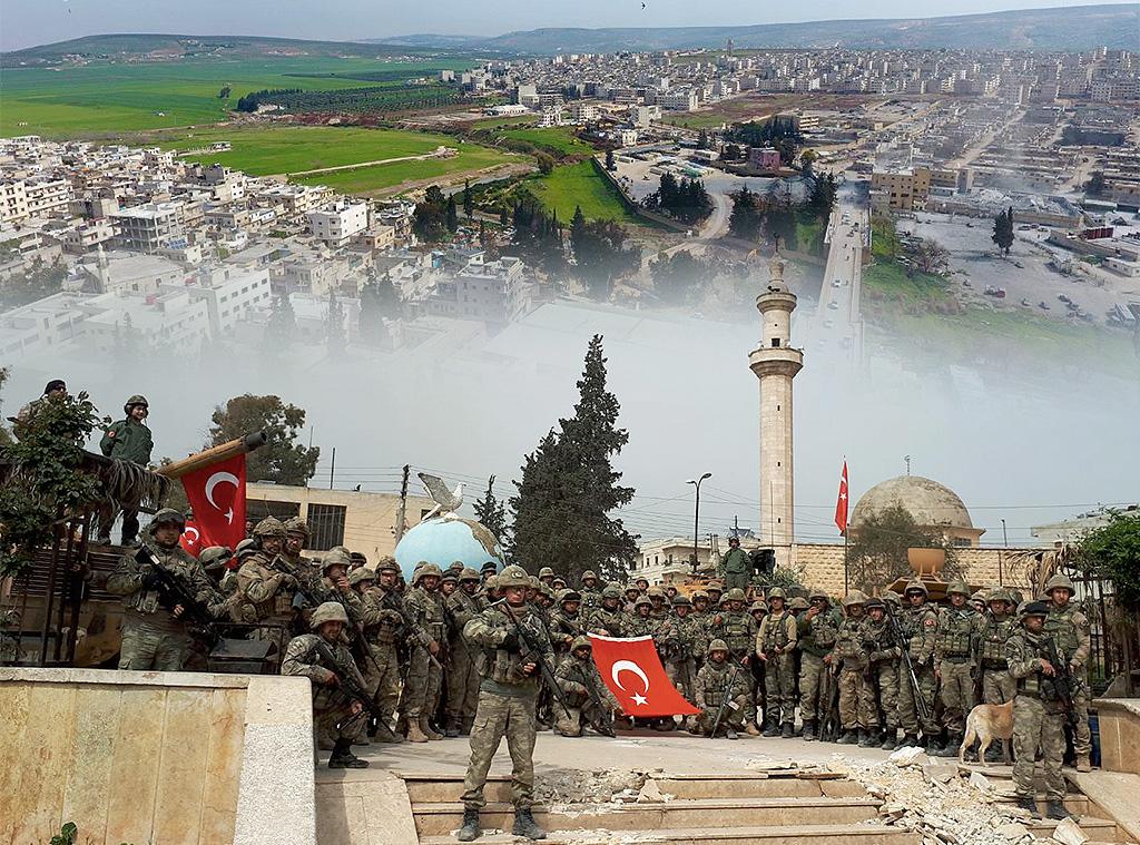 Afrin'deki Başarı, Planlı Adımların Sonucu