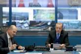 Cumhurbaşkanı Recep Tayyip Erdoğan ve Süleyman Soylu