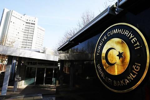 Türkiye Cumhuriyeti Dışişleri Bakanlığı