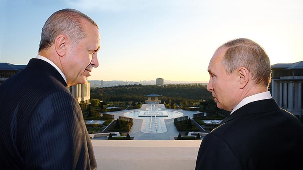 Erdoğan - Putin